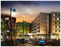 3 NEW UA STUDENT HOUSING COMPLEXES THIS YEAR – 3 MORE ON THE WAY