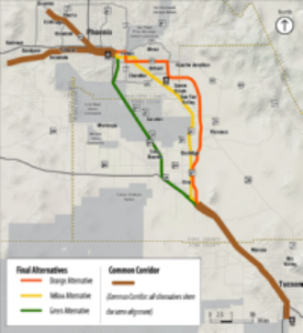 Are Pima County & ADOT on the Same Road Map?