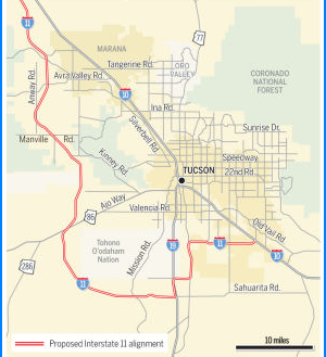 Are Pima County Amp ADOT On The Same Road Map  Real Estate