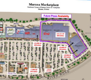 ICSC Conference ends well for Tucson -Two Big Box Tenants Lease 99,000 SF