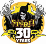 Spirit Halloween Ready for a Monster Hallo'season
