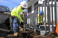 CONSTRUCTION ADDS 20,000 JOBS IN SEPT AS UNEMPLOYMENT HITS 6-YEAR LOW
