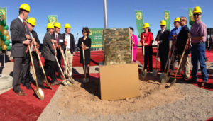 PhoenixMart Groundbreaking ceremony