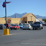 Tractor Supply in Kingman while under construction