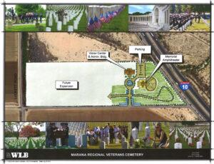 Arizona Announces New Veterans' Cemetery for Marana