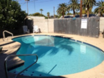HOliday resort pool