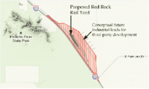 Red Rock Rail Yard Moves Ahead – With Consultants Onboard