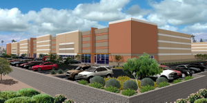 Industrial Showroom Project of 113,880 SF Breaks Ground in Deer Valley this May