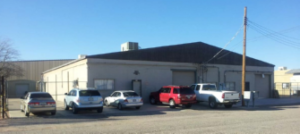 Industrial Building – 1401 West Glenn Street Sells