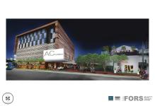 Rendering AC Marriott Hotel Tucson