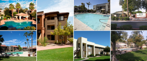 $168.5 Million 2,759-Unit Portfolio Sale of 7 Apartment Properties in Phoenix Area