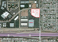 $2.2 Million Sale of Commercial Land in Mesa