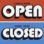 Openings & Closing Around Town 10.2.2014