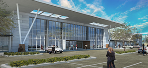 Centrica 140,000 SF Redevelopment project in Mesa Begins