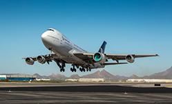 Rolls Royce Tests New Engine in Tucson Skies
