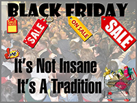 Retailers Report: Black Friday Less Frenzied This Year