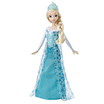 NRF Survey: Barbie Dethroned in Top Toys as Disney's Frozen Takes the Crown