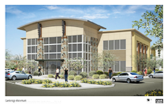 LGE Design Build Starts Construction on another Chandler Office