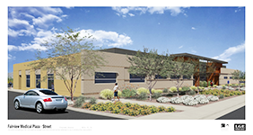 Construction / First Tenants Announced for Fairview Medical Center