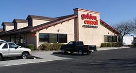 Larsen Baker Buys back former Golden Corral for $1.04 Million