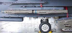 Raytheon's Small Diameter Bomb II completes Live Fire Tests