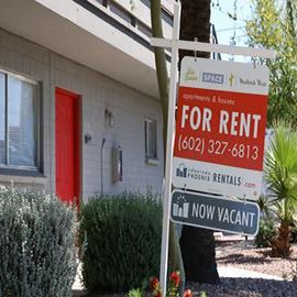 NAR: Gap growth between income and rent includes Tucson and Phoenix