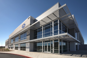 World Headquarters for Chandler Photographic Product Company Reaches Completion