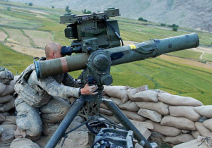Raytheon TOW 2A RF missile successfully fired from helicopter