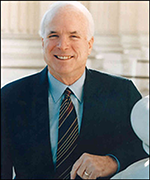 Senator McCain Adds His Support to Tucson Aerospace Pkwy for Raytheon