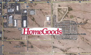 Creative Brokerage Brings HomeGoods Tucson Distribution Center