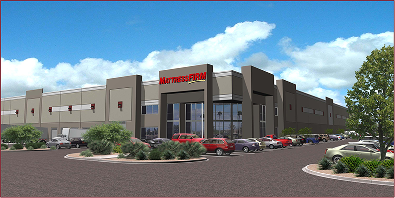 Land Buyers Move forward on New Industrial Bldg in Tolleson