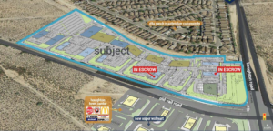 New Retail Center Las Plazas at Old Vail Breaks Ground in Tucson