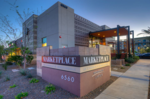 Marketplace at Lincoln & Scottsdale Sets New Price PSF in Arizona