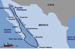 New Puerto Peñasco cruise port  expected to boost economy