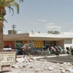 Current building to be razed at 7280 E Broadway Blvd, Tucson