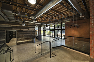 Downtown Phoenix Warehouse District Building Remodel Completed