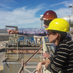 Rep McSally Touring the Apache Generating Station, Willcox, AZ