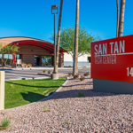 San Tan Tech Center (courtesy photo Via West Group)