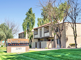 Canadian Investor Buys Quail Canyon Apartment Homes for $9.3 Million