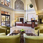 Embassy Suites Lobby (courtesy photo)