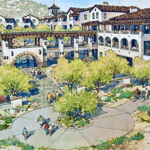 Rendering Hacienda Sisters (click to enlarge)