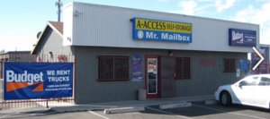 California Buyer Acquires A-Access Self Storage in Tucson for $1.9 Million