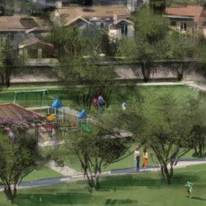 Meritage Homes Chooses La Estancia MPC Green Parks and Amenities