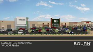 Bourn brings Second Nordstrom Rack and New Build-to-Suit to Tucson
