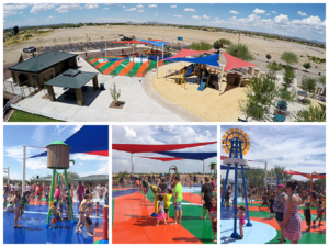 Gladden Farms MPC Flows Together with New Splash Park and School in NW Tucson