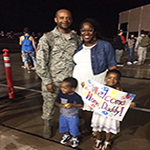 Tucson Thanks Our Airmen and Families BBQ Calls on Community