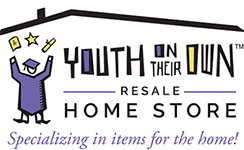 Youth on their Own Buys Resale Home Store – Opening September!