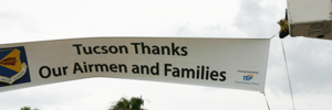 Tucson Community Thanks Our Airmen and Families