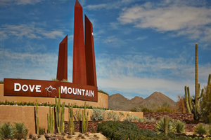 Residential Lot Sales are Brisk in Dove Mountain