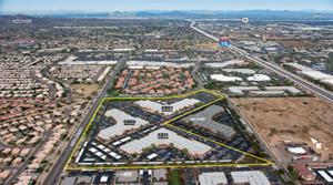 Menlo Equities Purchases Thistle Landing Office Park in Phoenix